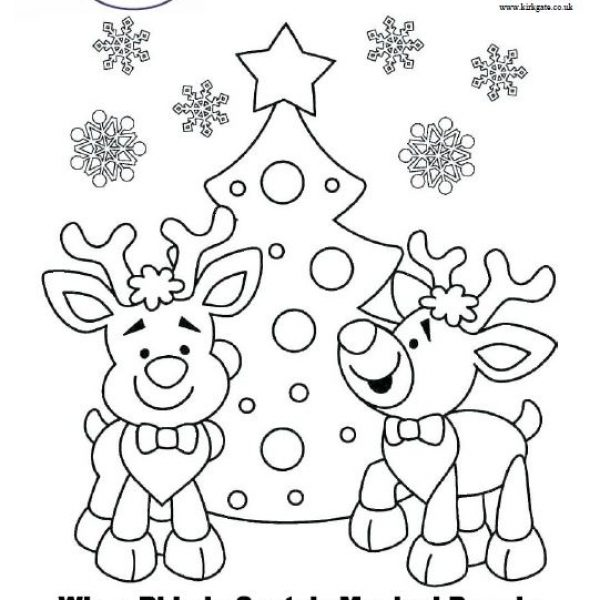 Christmas Colouring Competition