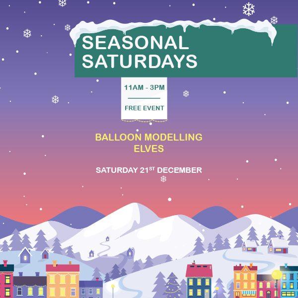 Balloon Modelling Elves