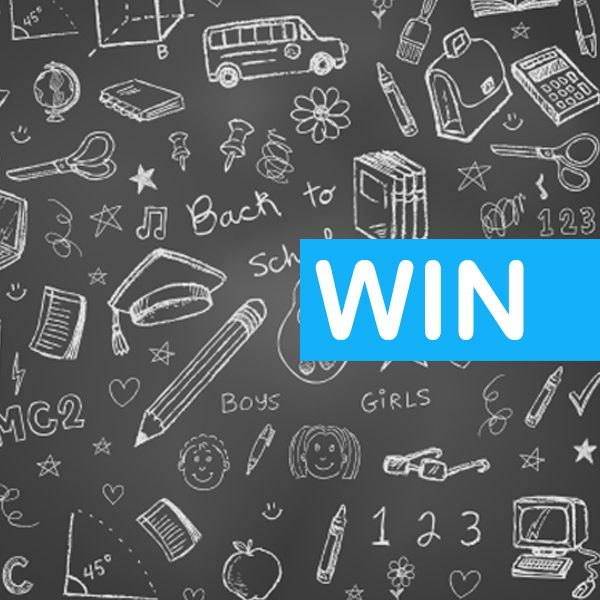 Back To School Competition T&C's